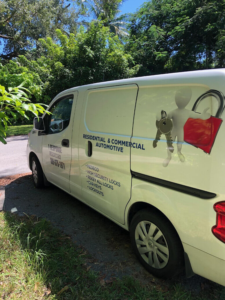 24 Hour Emergency Locksmith Services in Miami FL