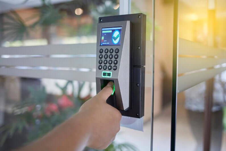 High Security Lock-Access Control System-Biometrics-1 Response Locksmith Miami Florida