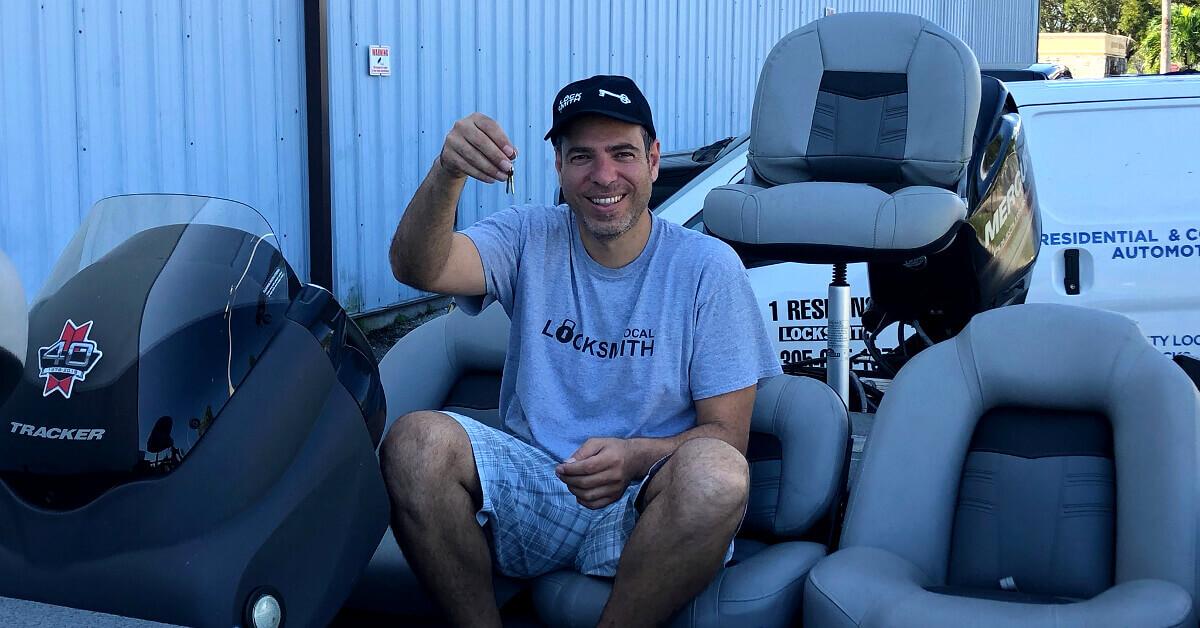 RV-Motorcycle-ATV-Boat Locksmith Services-1 Response Locksmith Miami FL