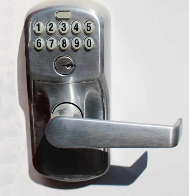 Outdated Is Unsafe: Why Your Business Needs a Key Code Lock Instead of a Mechanical Lock